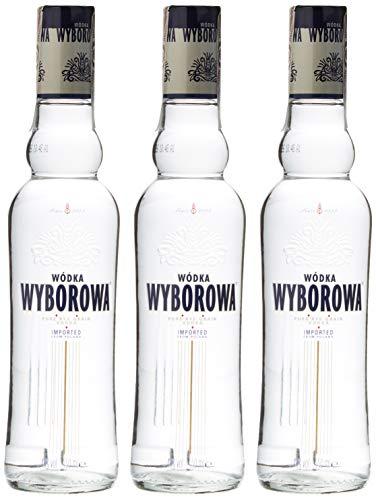 Wyborowa Vodka - 3 Paquetes de 3 Unidades