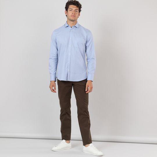 Pantalón slim cortefiel