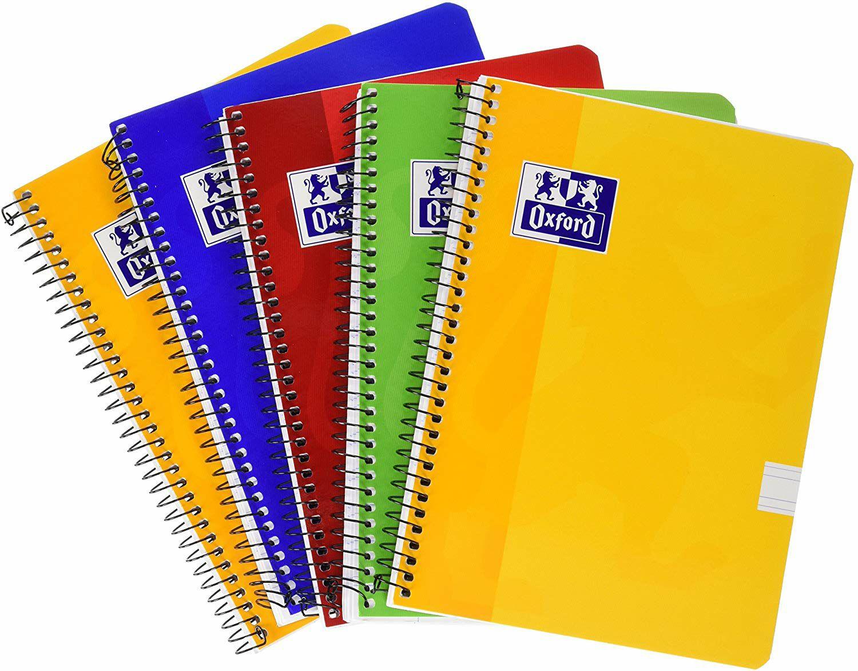 Cuadernos Oxford 80 Paginas a 1€