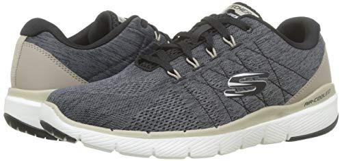 Skechers Flex Advantage 3.0-Stally, Zapatillas para Hombre