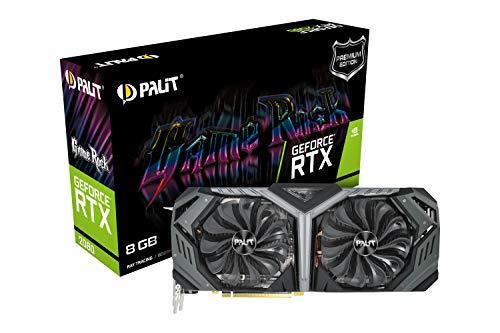 Palit Geforce RTX 2080 Gamerock Premium 8 GB Gddr6