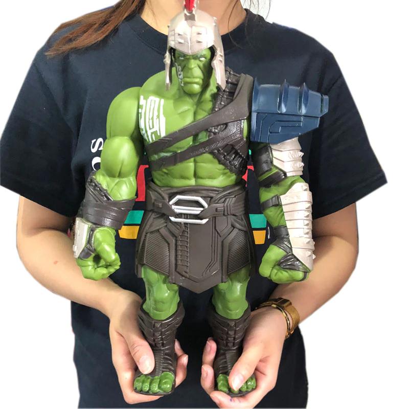Figura Hulk Gladiador de 35 cm