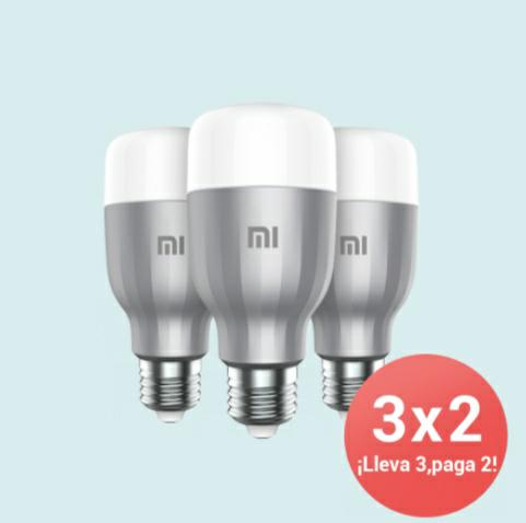 Bombillas Inteligentes Xiaomi