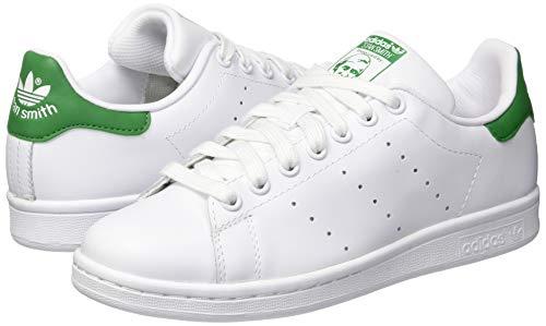 Adidas Stan Smith Unisex (Talla 41 a 48,33 euros tallas 39 y 40 a 65,45 euros y la talla 36 a 62,99)
