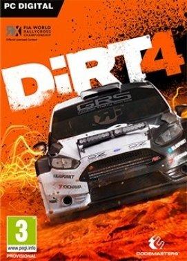 Dirt 4 Global Edition /// Steam /// AUN MAS REBAJADO