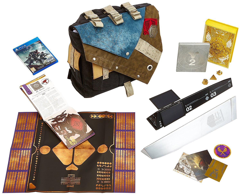 Destiny 2 edición coleccionista [Francés] ps4