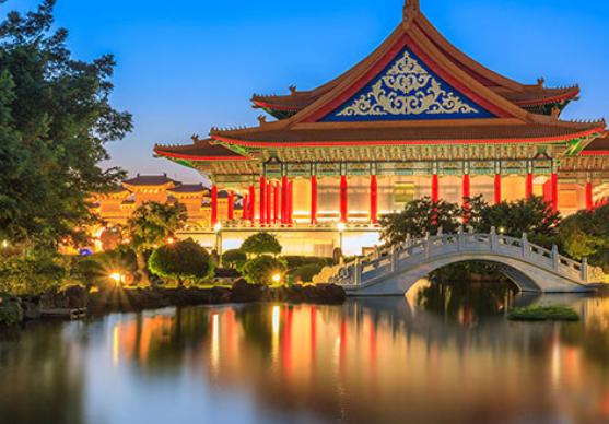 Vuelos a Taiwán desde solo 325€ ida y vuelta
