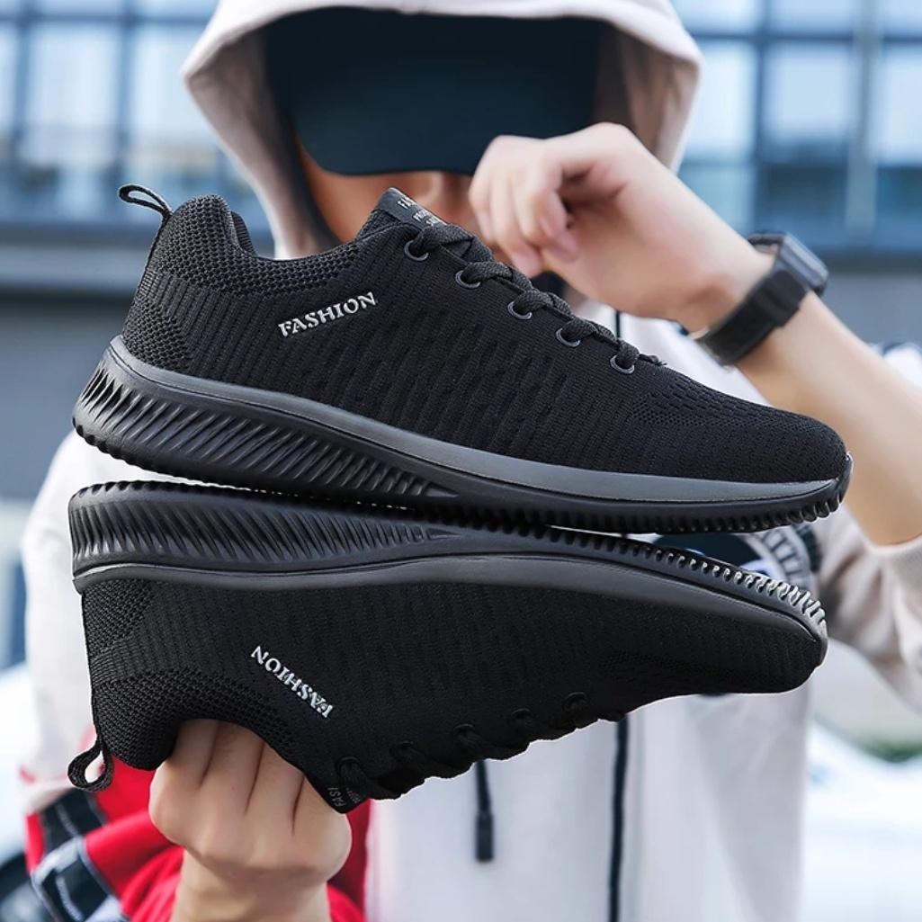 (-63%) Zapatillas para hombre. Ligeras, cómodas y transpirables.