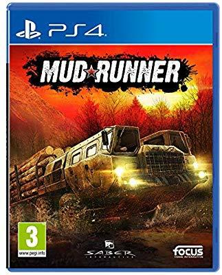 MudRunner PS4