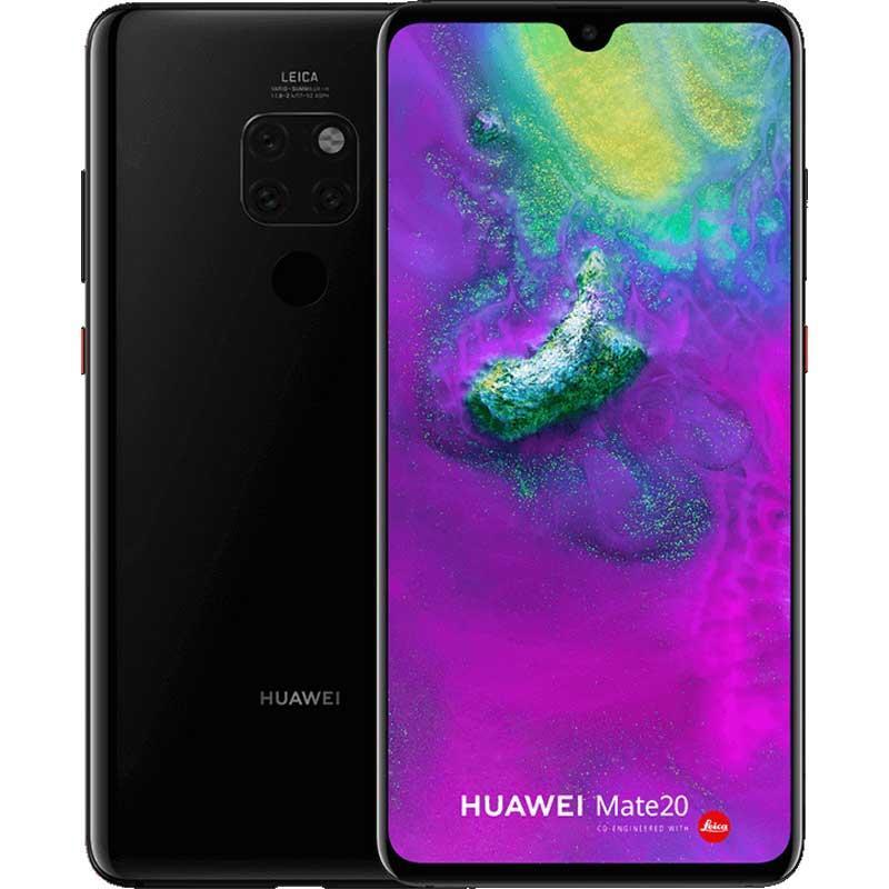 Huawei Mate 20 a precio de escándalo.