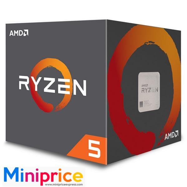 PRECIAZO!! AMD Ryzen 5 2600X 4.25GHz AM4