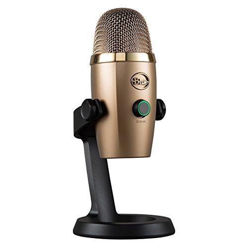 Micrófono Blue Yeti Nano Premium por 87.6€