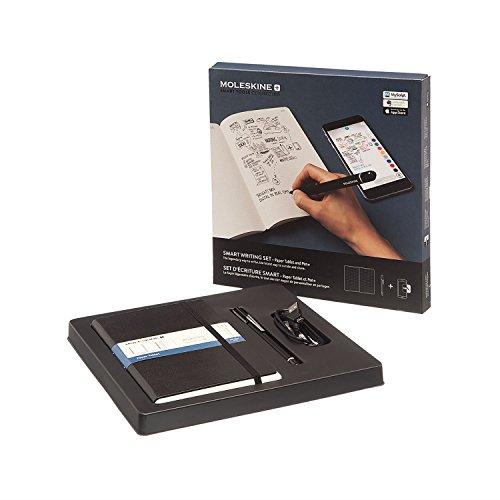 Moleskine - Set de Escritura Inteligente, Cuaderno Digital y Bolígrafo + Smart Bolígrafo.