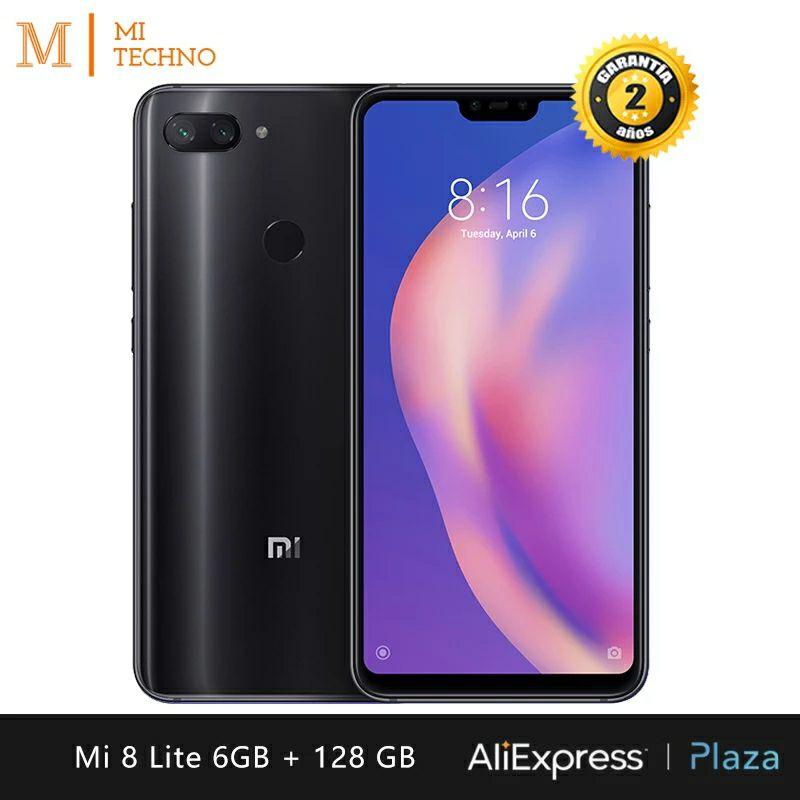 Xiaomi mi 8 lite 6+128 plaza