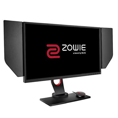 "BenQ ZOWIE XL2536 de 24.5"" (Full HD, 144Hz, 1ms, tecnología DyAc, ajustable en altura y giro, DisplayPort, HDMI, S Switch, Black eQualizer)"