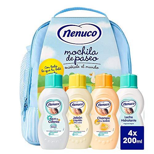 Pack para Bebé +  Mochila Nenuco