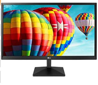 Monitor LED IPS 27'' LG 27MK430H-B