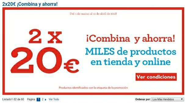 toysrus - 2 × 20€ ..... AHORA Y COMBINA *Hasta el 11.04.2018*
