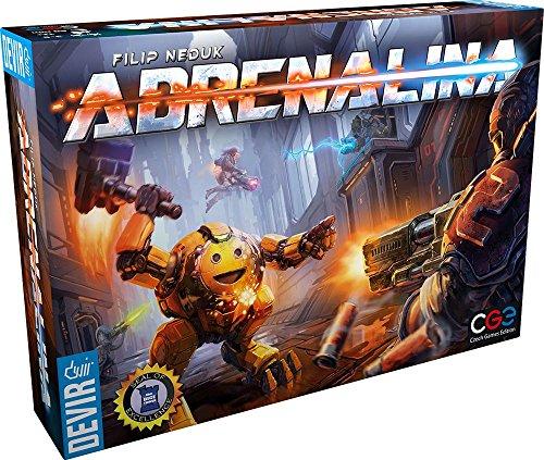 Juego de mesa - Adrenalina