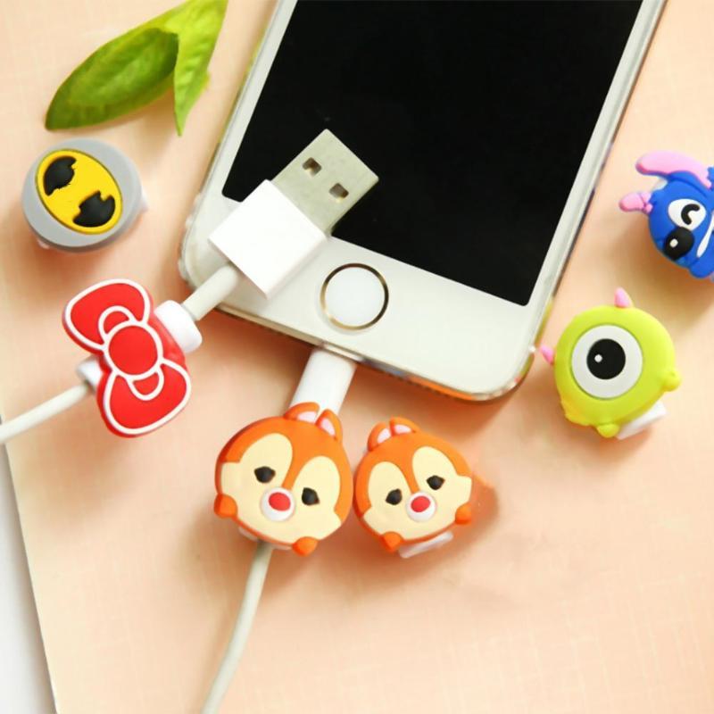 Protectores de cable USB