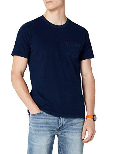 Camiseta Levi's SS Set-in Sunset Pocket para Hombre