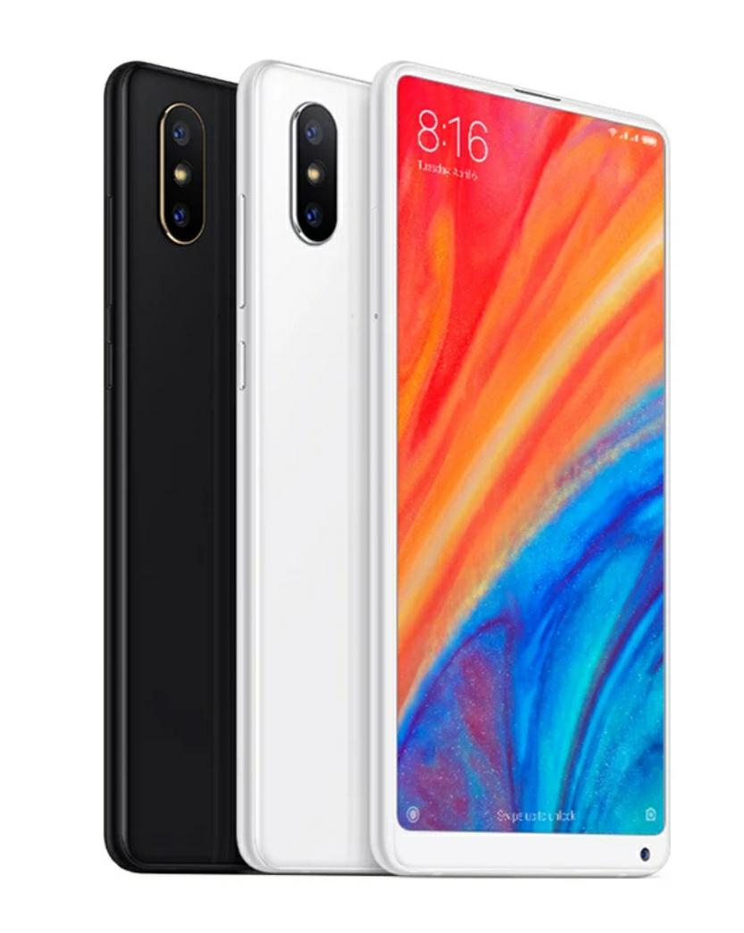 Xiaomi Mi Mix 2S 6/128GB a precio MÍNIMO