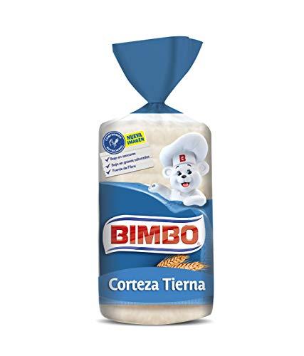 Bimbo Corteza Tierna Pan Blanco - 18 rebanadas - 460 g