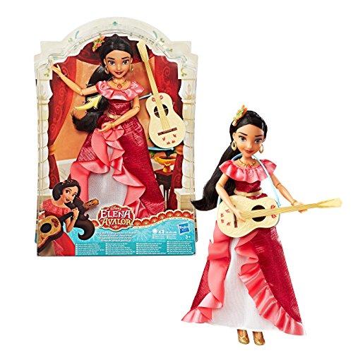 Disney Girls Muñeca Elena