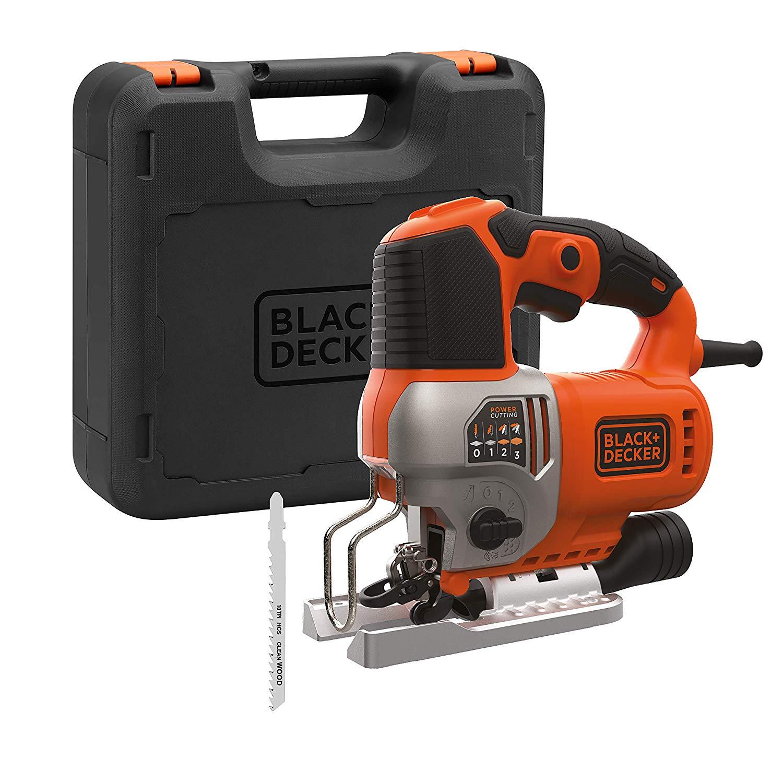 Black+Decker Sierra de calar solo 61.8€