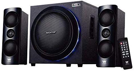 Altavoces Woxter Big Bass 500R 2 unidades