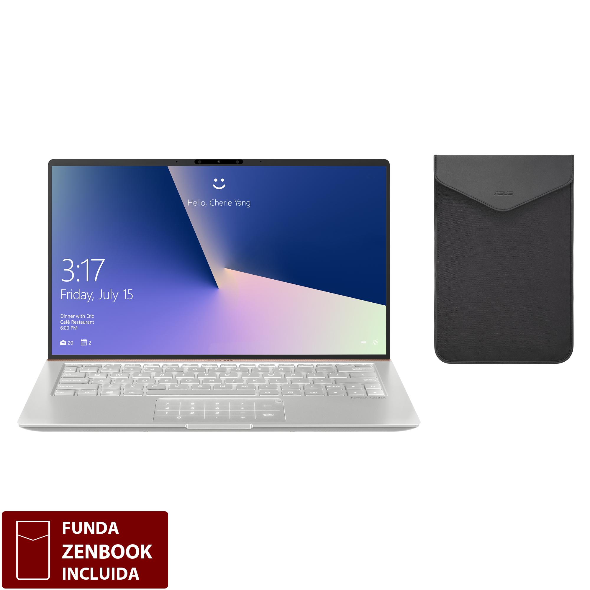 Portátil ASUS ZenBook 13 UX333FA-A3070T