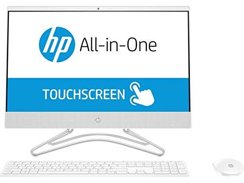 "HP 22-c0216ns - All in One - Ordenador de sobremesa 21.5"" FullHD Táctil (Celeron J4005, 4GB RAM, 1TB"