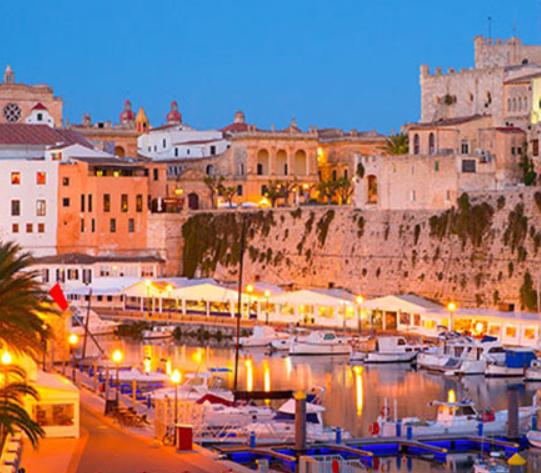 OCTUBRE Vuelo Barcelona - Menorca 19/10/19 -22/10/19 solo 29€ ida y vuelta