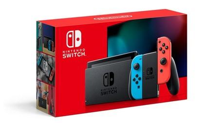 Nuevo modelo Nintendo Switch 2019