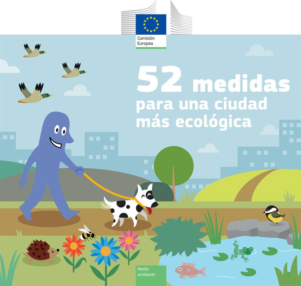 52 medidas para una ciudad más ecológica en papel y PDF