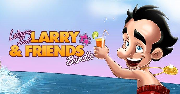 Bundle saga Leisure Suit Larry (Steam)