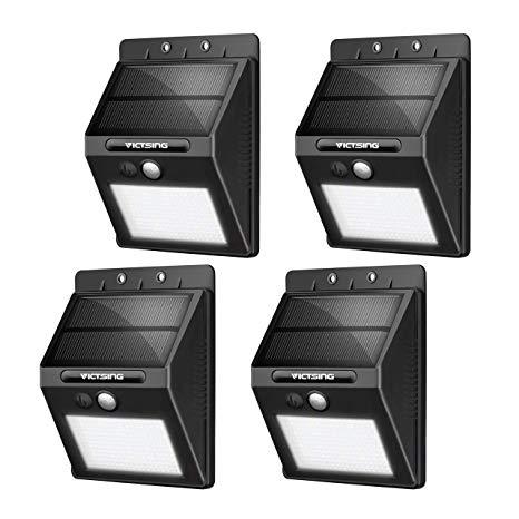 Luces Solares LED Exterior 400lm