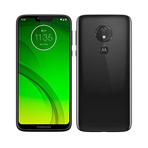 Motorola Moto G7 Power 4GB RAM, 64 GB, Dual SIM, color negro [Version española]