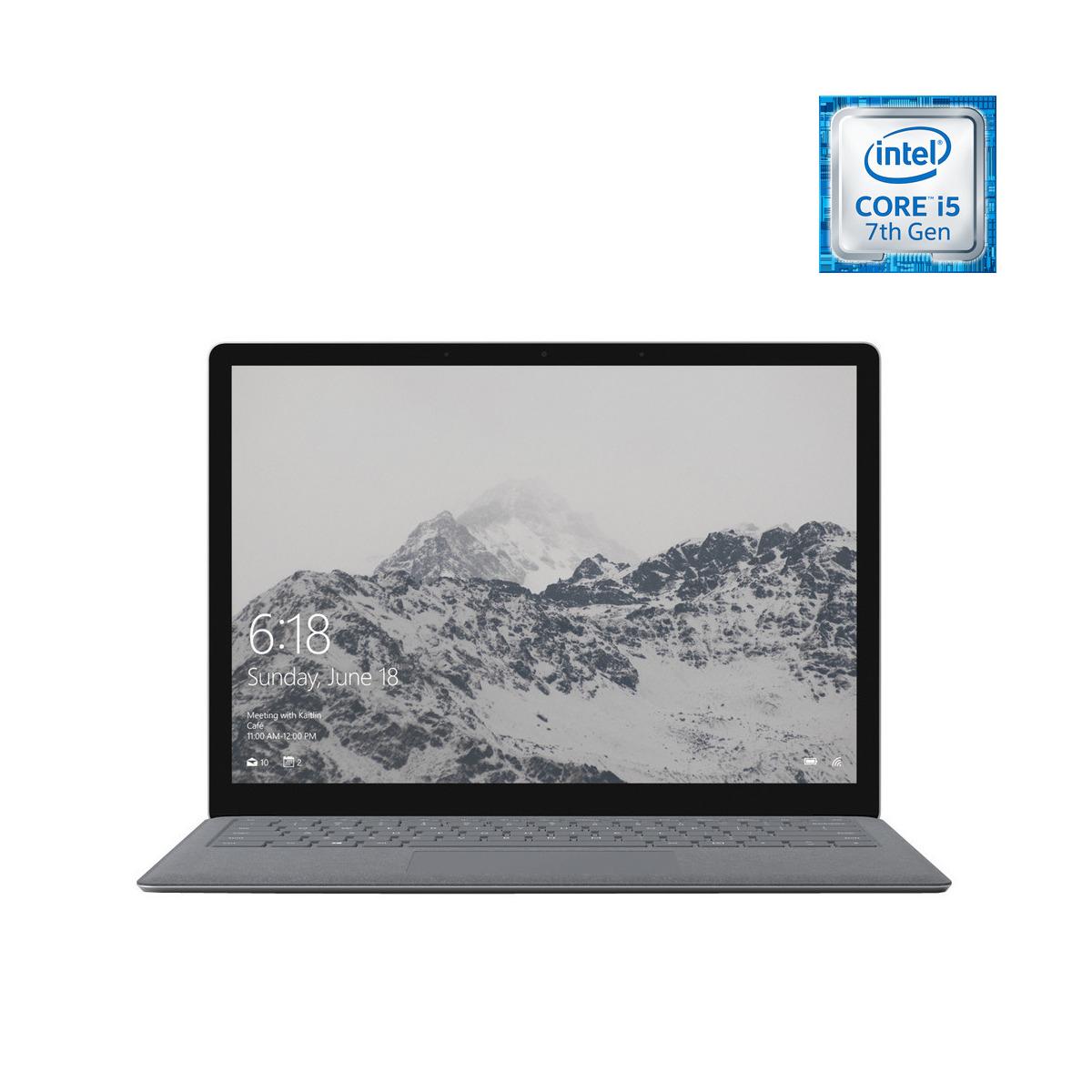 Microsoft Surface Laptop, i5, 4 GB, 128 GB SSD - Grado A