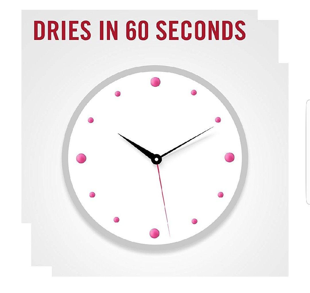 Recopilación esmaltes Rimmel 60 seconds.