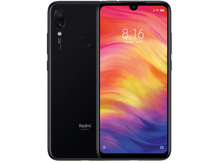 Xiaomi Redmi Note 7  4/64 Global - Negro