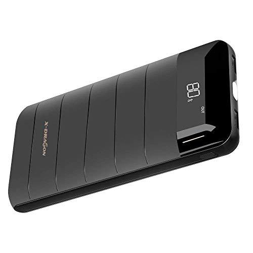 Cargador móvil X-DRAGON 20100mAh power bank por solo 12,99€