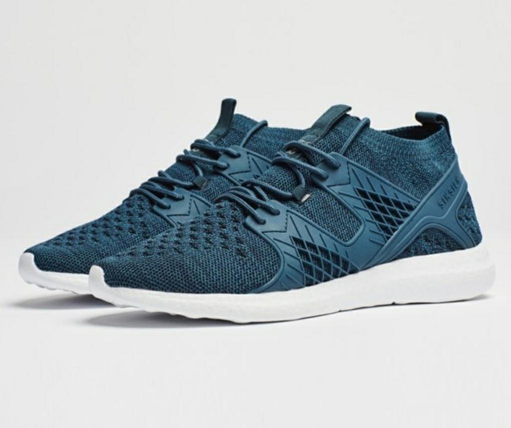Zapatos SikSilk Vitor azul oscuro varias tallas (Tienda Oficial)