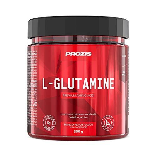 Prozis L-glutamina de 300g - Varios sabores