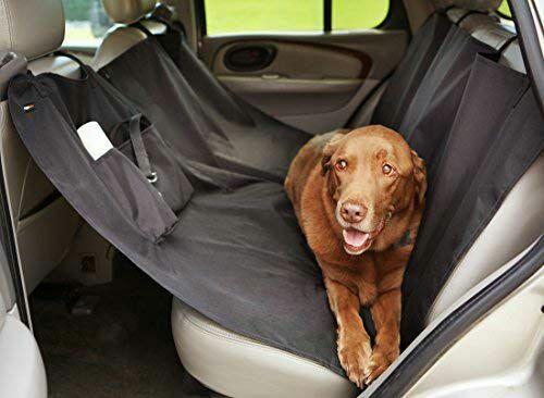 Reacondicionado . Funda para mascotas, para asiento de coche, estilo hamaca
