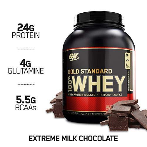 Optimum Nutrition Gold Standard 100% Whey 2270 g