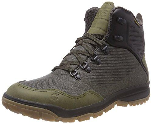 Jack Wolfskin Seven Wonders Texapore Mid M, Zapatos de High Rise  Talla 39,5
