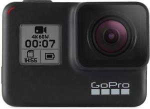 GOPRO Hero 7 Black edition (ultimo modelo)