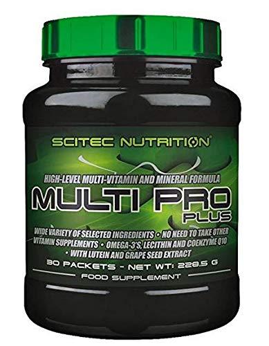 Scitec Nutrition Multi Pro Plus, Complejo de Vitaminas y Minerales