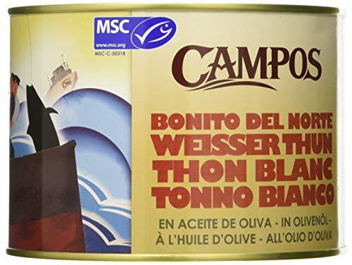 Bonito del Norte Campos 1.730 grs Aceite de Oliva